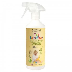 BEN, Spray Dezynfekujacy do Zabawek, 500ml